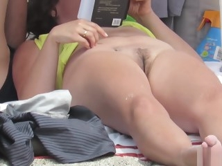 Sex On The Beach - Amateur Nudist Voyeur MILFs amateur milf