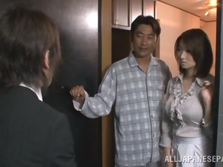 Mio Takahashi lovely Japanese model is hooked on sex asian big tits